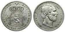 Netherlands - 2½ Gulden 1851 - Willem III