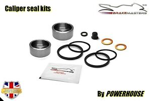 Aprilia RS125 06-12 rear brake caliper piston seal repair rebuild kit 2008 2T
