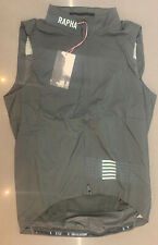 Rapha Pro Team Insulated Gilet Green Grey Large Brand New With Tag