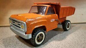 Vintage Pressed Steel Tonka Dodge Dump Truck Parts/Restore