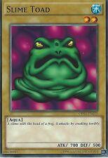 YU-GI-OH CARD: SLIME TOAD - OP03-EN015