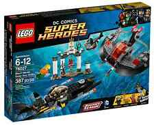 LEGO ® DC Comics Super Heroes 76027 Black Manta Deep Sea STRIKE NUOVO OVP NEW MISB