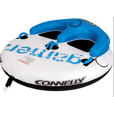 CONNELLY GAMER (2 PERSON) 160CM SKI INFLATABLE TUBE BISCUIT TOWABLE *NEW*
