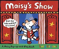 Maisy's Show: A Maisy Pop-up-and-Play Book, Cousins, Lucy, Acceptable Book