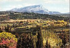 BR51571 La jolie campagne aixoise avec comme toile de fond la montagne sainte vi