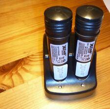 Ladegerät + 2 Akkus für Black&Decker VP-100  Versapack Ni-MH, 3,6V, 2100mAh