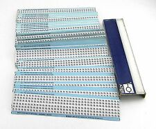 LOT OF 71 CARDS BRADY WIRE MARKERS NUMBER 75 WM-75 .25 x 1.5 36 / CARD