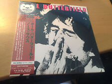 "Paul Butterfield ""North South"" JAPAN MINI-LP cd SEALED VICP-63725"