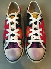 "ZEYZANI One Of A Kind ""Suzani"" Embroidered Sneakers SZ Euro 41 US 10-10.5  $148"