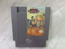 Operation Wolf (Nintendo Entertainment System, 1989) NES Video Game cart only