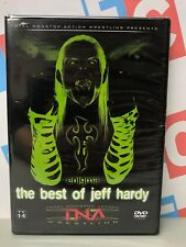 TNA Impact Wrestling Presents Enigma The Best of Jeff Hardy DVD WWE