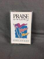 ARMY OF GOD - PRAISE & WORSHIP CASSETTE TAPE Randy Rothwell HOSANNA INTEGRITY