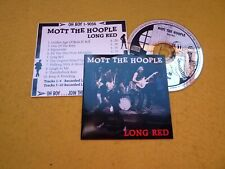 CD Mott the hoople -Long Red (M/M) Oh boy 1-9036  ç