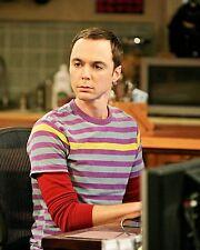 The Big Bang Theory Jim Parsons Glossy 8x10 Photo 1