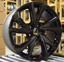 "18"" Honda Civic Hatchback Sport Touring 2017 Factory OEM Rim Wheel 64108 Black"