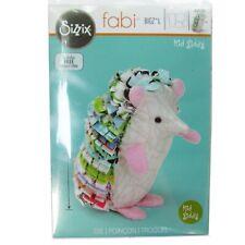 Kid Giddy Sizzix Fabi Bigz L 660530 Cutting Quilting Die Hedgehog