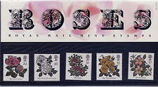 GB 1991 9th WORLD CONGRESS of ROSES BELFAST PRESENTATION PACK No.219