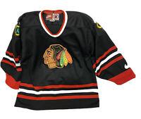 Vintage 90s Chicago Blackhawks Nike Hockey Jersey Men's Size Large NHL