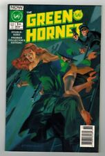 THE GREEN HORNET  #1-10 RUN - JIM STERANKO COVER - NOW COMICS/1989