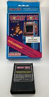 "Vintage 1982 Toys""R""Us Donkey Kong Nintendo Intellivision Sears Arcade Coleco"