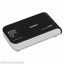 ENERGIZER RECHARGE UNIVERSAL CHARGER - Charges AA, AAA, C, D, 9V Batteries