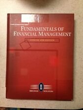 Fundamentals of financial management by Brigham Houston, 6E