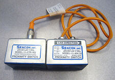 SENCON Proximity Switch Can Counter /Counting Conveyor Belt Sensor matched pair