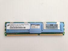 Mémoire MICRON 8GB RAM DDR 2 ECC pour serveur HP PROLIANT en excellent état