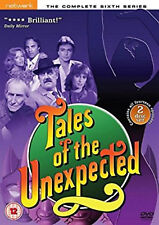 TALES OF THE UNEXPECTED COMPLETE SERIES 6 DVD Sixth Season Pamela Stephenson New