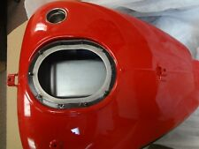 2017 INDIAN CHIEFTAN FUEL TANK- RED-  1021997-1536