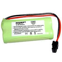 HQRP Téléphone Batterie Pour Uniden D1361, D1361BK, D1364, D1364BK, D1384-2,