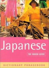 The Rough Guide to Japanese Dictionary Phrasebook 2 (Rough Guide Phrasebooks) (J