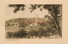 AK, Foto, Biberach a.d. Riß - Panorama über der Riß, 1935; 5026-52