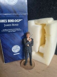 'James Bond' Corgi Icon James Bond 007 Figure - F04041 Boxed
