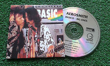 AEROSMITH **Concierto Básico - LIVE** RARE & SCARCE PROMO CD Spain