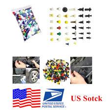 1000X Mixed Type Car Door/Bumper/ fastener Clips Retainer Rivet Pins (US Stock)