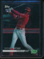 2018 Topps On Demand 3D Shohei Ohtani RC Rookie SP Motion Insert M-21