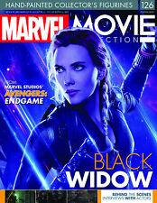 "MARVEL MOVIE COLLECTION #126 ""ENDGAME: BLACK WIDOW"" FIGURINE (EAGLEMOSS)"