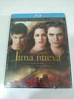 Twilight Twilight luna Neuf 2 Blu-Ray Edition Steelbook Collector Neuf
