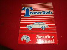 1976 gm t body chevette shop manual