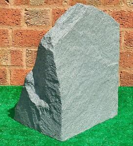 Garden Stone Rockery Artificial Ornament Rock Slate Colour Patio New