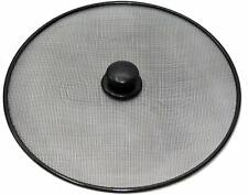 29cm Splatter Mesh Guard / Screen for frying Pan with Centre Handle