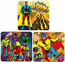 6 super héros les puzzles-Jouet Butin / sac de fête charges Mariage / Enfants