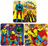6 Super Hero Jigsaw Puzzles - Toy Loot/Party Bag Fillers Wedding/Kids