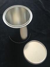 Weissblech Leerdose inkl. Deckel für lösemittelhaltige Farben und Lacke ! 3,5 L
