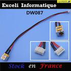 Acer Aspire 5235 5335 portátil dc potencia enchufe conector jack con cable
