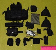 DRAGON IN DREAMS DID 1/6 MODERN ASSAULT VEST & MP5 POUCHES FROM DENVER LAPD SWAT
