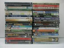 Wholesale Lot Of 40 Assorted *** Mix Genre *** DVDs & DVDs Movies