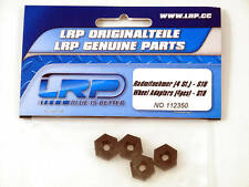 LRP Wheel Adapters S18 (4pcs) 112350 modelado