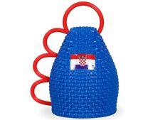 2 St Caxirola Kroatien Maraka CAX-CRO01 WM 2018 Vuvuzela Baby-Rassel
